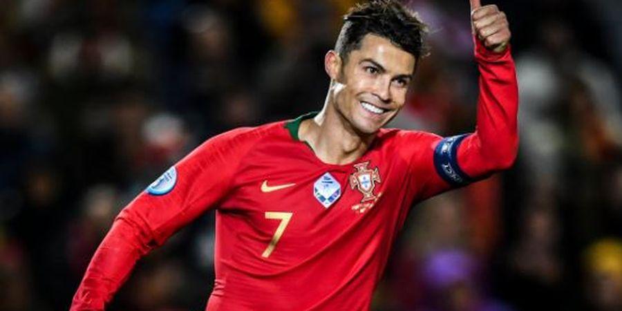 Rahasia Cristiano Ronaldo Jadi yang Terbaik di Dunia Menurut Bek Portugal