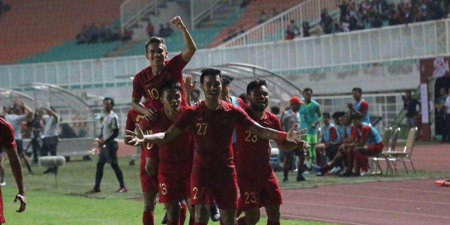 Berkaca dari Hasil Kontra Iran, Ketum PSSI Optimis dengan Timnas U-22 Indonesia