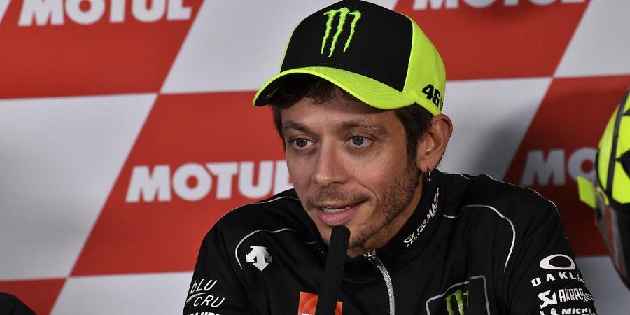 Valentino Rossi Merasa Sedih MotoGP 2019 Tak Sesuai Ekspetasi