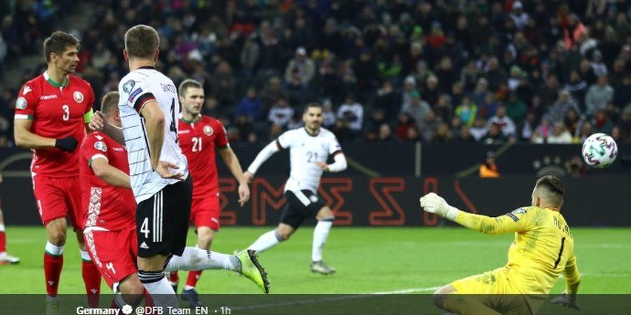 Hasil Kualifikasi Euro 2020 - Menang Telak atas Belarusia, Jerman Lolos