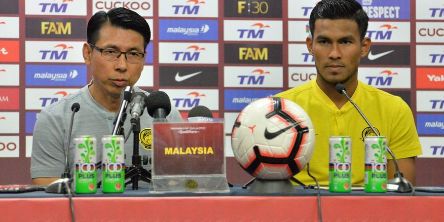 Kualifikasi Piala Dunia 2022 Ditunda, Begini Nasib Pelatih Timnas Malaysia