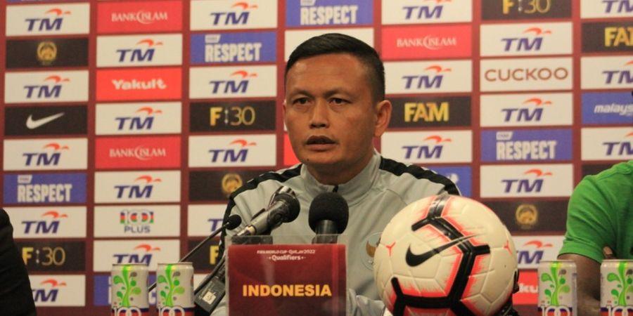 Yeyen Tumena: Semua Pemain Timnas Malaysia Berbahaya