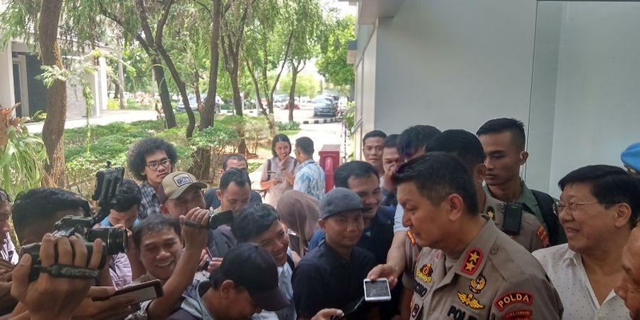 Audisi Umum 2019 - Liliyana Natsir 'Gantikan' Liem Swie King Tanding Lawan Kalpolda Jateng