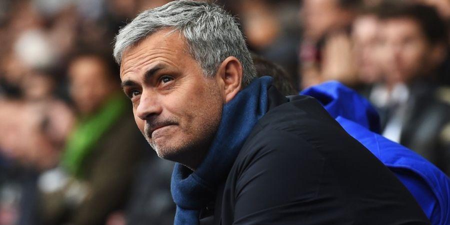 Jose Mourinho Ungkap Satu Kekalahan Pahit yang Membuatnya Menangis