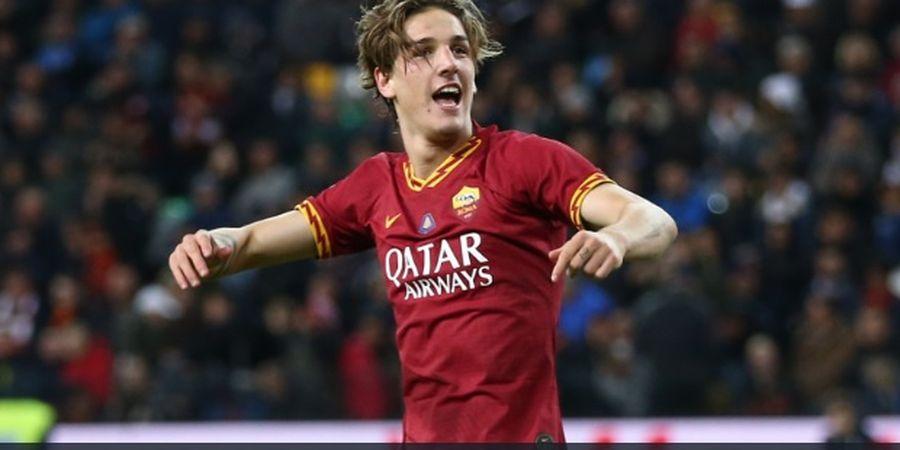 Wonderkid AS Roma Masuk Daftar Belanja Pemain Manchester United