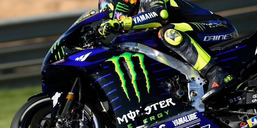 Eks Pembalap F1 Harap Valentino Rossi Tak Takut Pensiun dari MotoGP