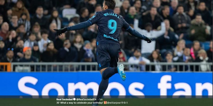 Babak I - Sergio Ramos Blunder, Real Madrid Tertahan Sementara