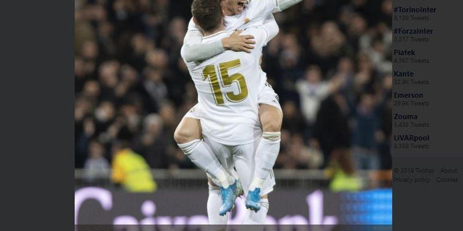 Starting XI Getafe Vs Real Madrid - Los Blancos Bidik Kemenangan Setelah 3 Hasil Seri