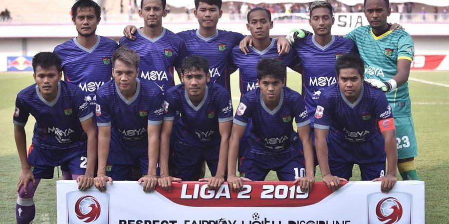 Persita Akan Gelar TC di Yogyakarta untuk Sambut Liga 1 2020