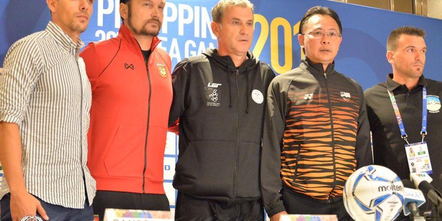 Pelatih Myanmar: Pemain Liga Inggris pun Akan Kesulitan Main di SEA Games