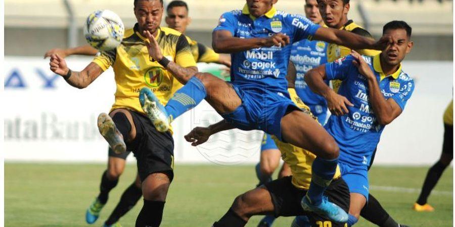 Beda Bermain di Liga Indonesia dan Thailand Menurut Pemain Anyar Persib