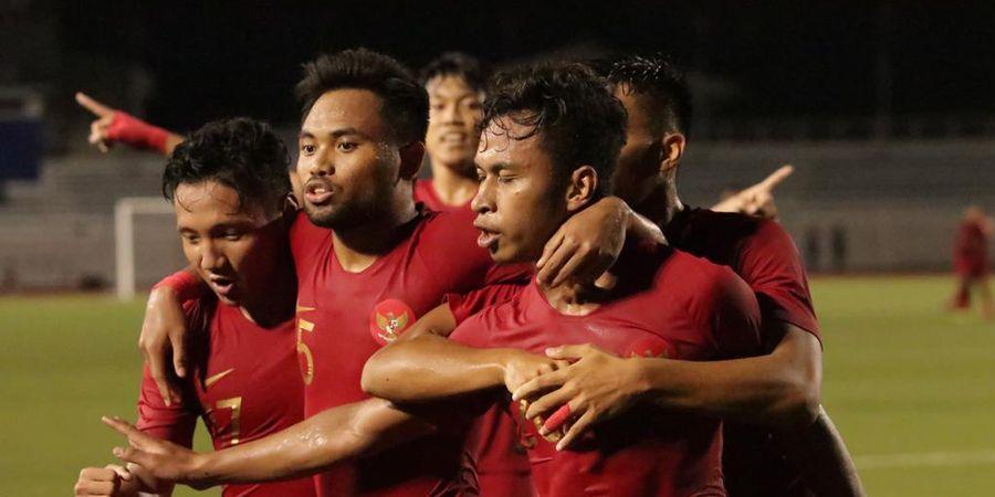 Hasil Timnas U-22 Indonesia Vs Thailand 2-0 - Garuda Muda Kandaskan Sang Juara Bertahan