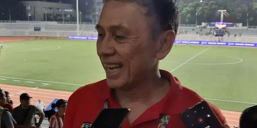 Ketum PSSI Legowo Timnas U-22 Indonesia Harus Akui Keunggulan Vietnam