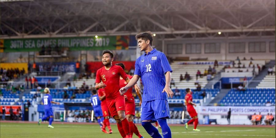 Pemain Kelelahan, Thailand Ingin Cabut Saja dari SEA Games 2019