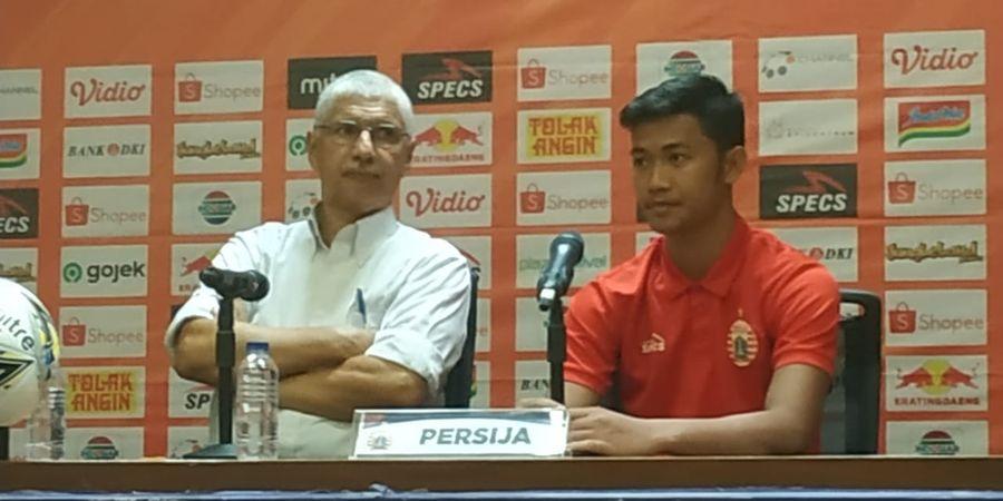 Komentar Pedas Pelatih Persija Tentang Permainan Bhayangkara FC