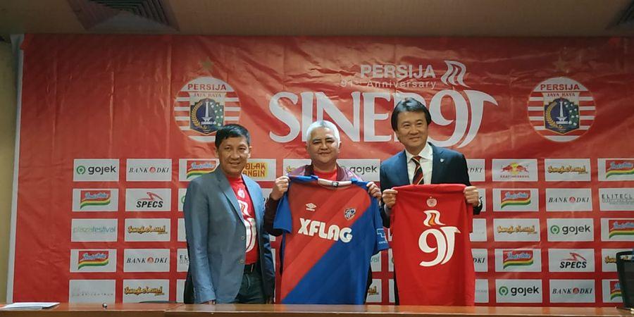 Persija Jakarta Resmi Jalin Kerja Sama dengan Calon Juara Liga Jepang