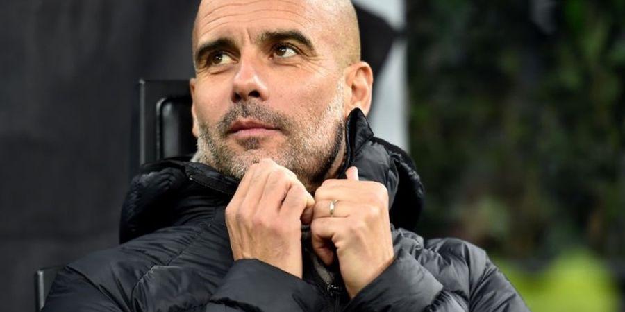 Guardiola Tidak Akan Pergi Meski Man City Turun Kasta ke Divisi Empat