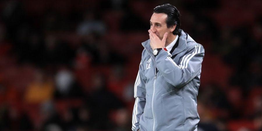 Unai Emery Tuliskan Sepucuk Surat untuk Para Penggemar Arsenal