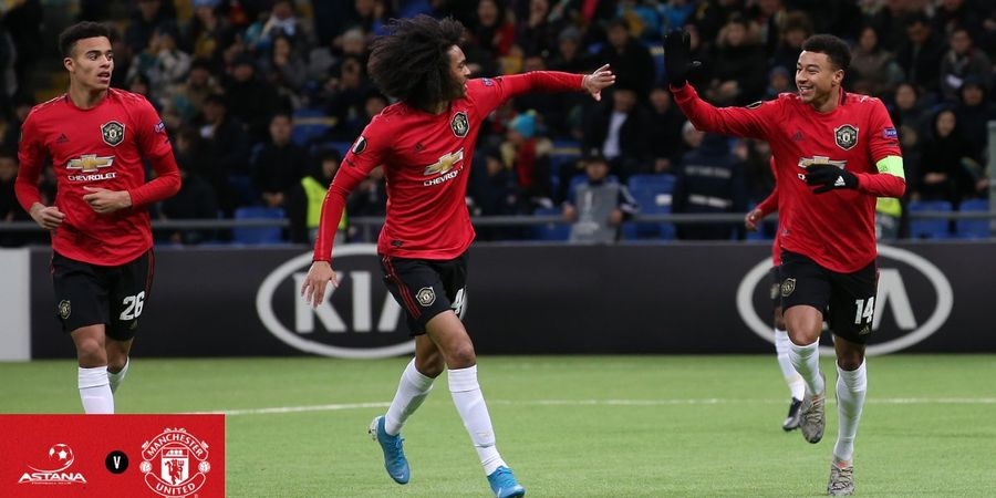 Gagal Cetak Gol, Tahith Chong Minta Maaf ke Semua Pemain Man United
