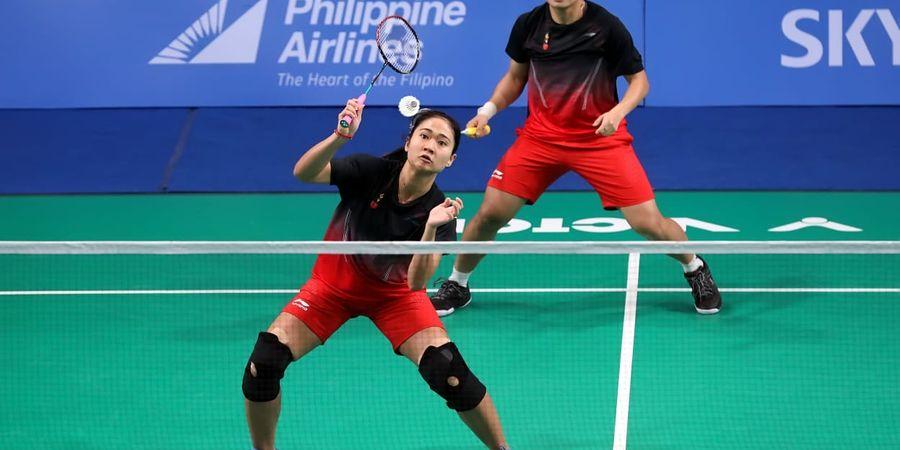 Hasil Kejuaraan Beregu Asia 2020 - Ketut/Apriyani Tumbang, Thailand Samakan Kedudukan
