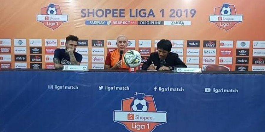 Susul Persipura, Eks Pelatih Persib Rela Bali United Juarai Liga 1 2019