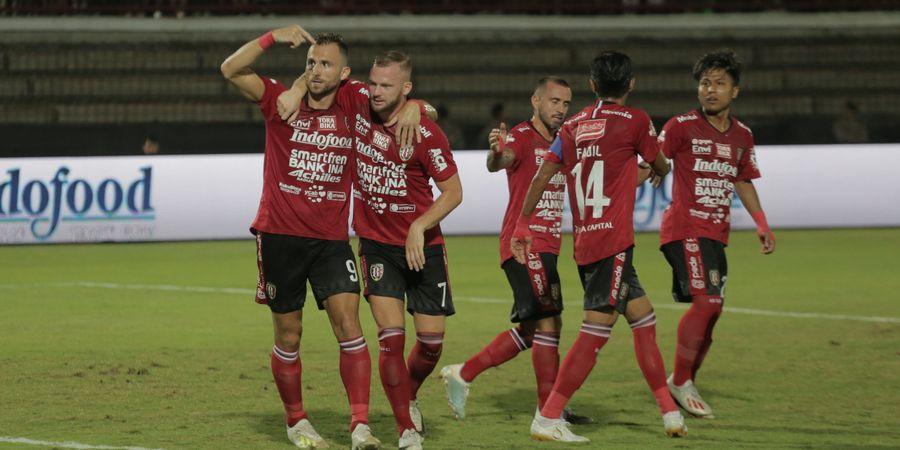 Link Streaming Semen Padang Vs Bali United, Pekan Ke-30 Liga 1