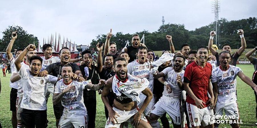 PT LIB Siapkan Ceremony untuk Juara Liga 1 2019, Bali United