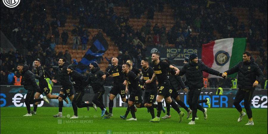 Petinggi Inter Milan Tak Berharap Tuah Conte Datang Secepat Ini