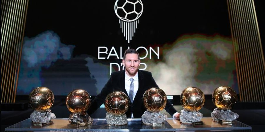 Voting Ballon d'Or di Asia Tenggara, Cuma Indonesia yang Pilih Messi