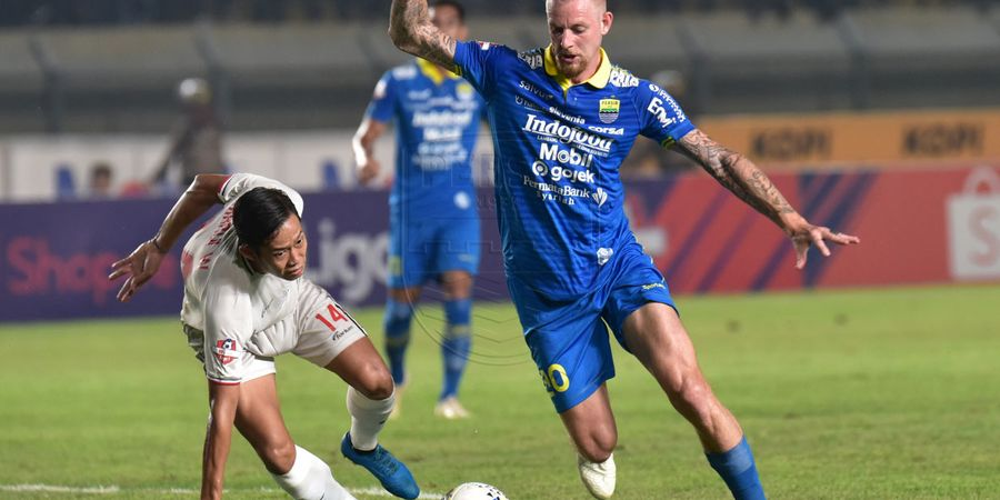 Sudah Ada 15 Gol Bunuh Diri di Liga 1 2019, Persib Jadi Penyumbang Terbanyak