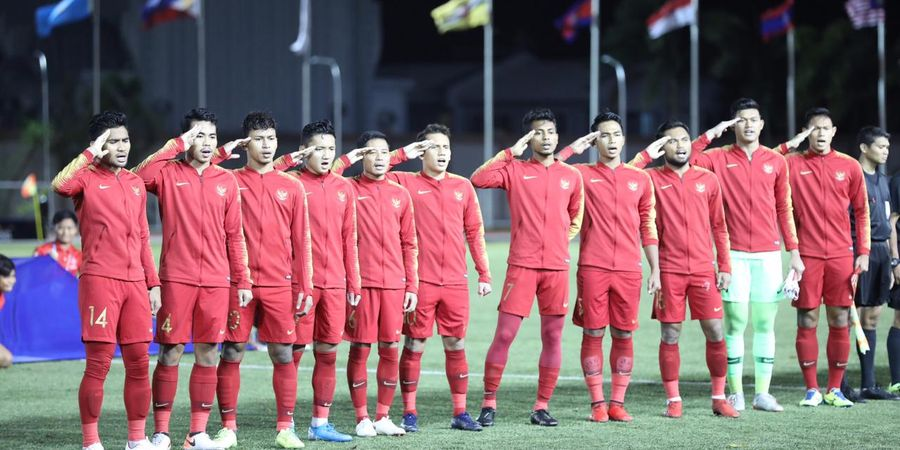 Jadwal Siaran Langsung Timnas U-22 Indonesia Vs Vietnam, Final SEA Games 2019