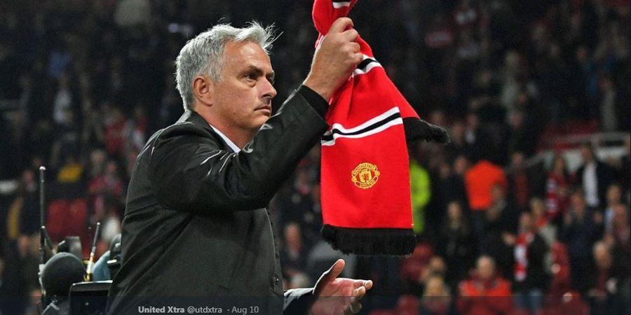 Respons Jose Mourino Usai Disebut Berperan dalam Banyaknya Penalti Man United
