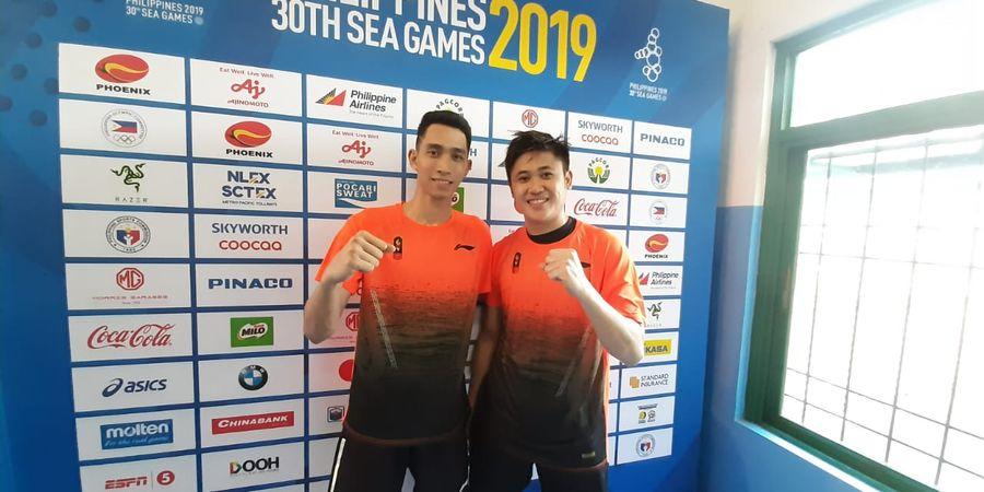 SEA Games 2019 -  Wahyu/Ade Mengaku Punya Ambisi Luar Biasa Jadi Penentu Kemenangan