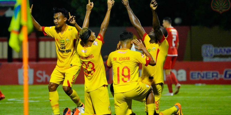 Gol Debut Renan Silva Antar Bhayangkara FC Menang di Kamboja