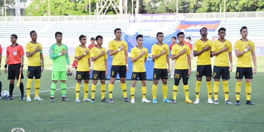SEA Games 2019 - Timnas Malaysia Gugur, Pelatih dan Pemain Diserbu Warganet