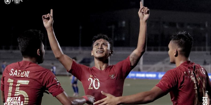 Starting XI Timnas U-22 Indonesia Vs Vietnam, Laga Perebutan Medali Emas SEA Games 2019