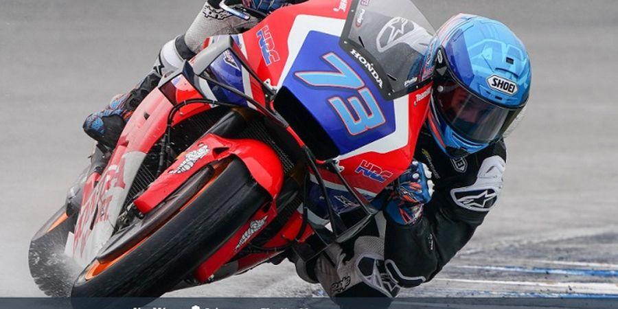 Cerita Alex Marquez Tentang Tekanan Menjadi Pembalap Repsol Honda