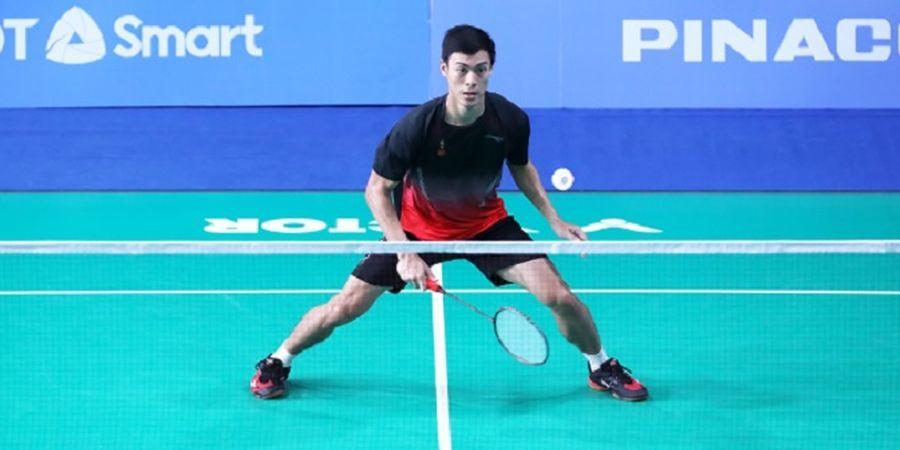Rekap Bulu Tangkis SEA Games 2019 - Indonesia Punya 4 Wakil pada Perempat Final