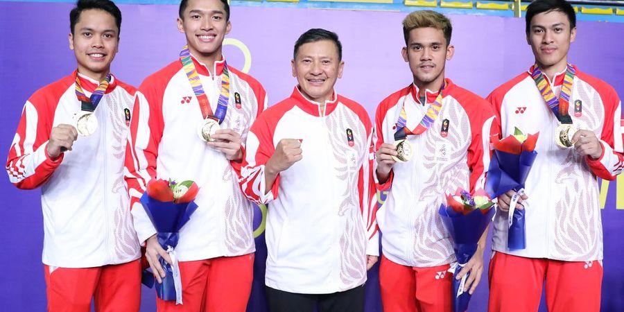 Jonatan Sebenarnya Diharapkan Jadi Lawan Anthony pada Final Indonesia Masters 2020