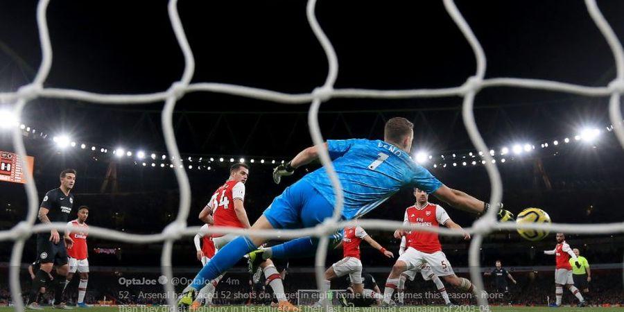 Hasil Lengkap dan Klasemen Liga Inggris, Arsenal Puasa Kemenangan Terpanjang 4 Dekade
