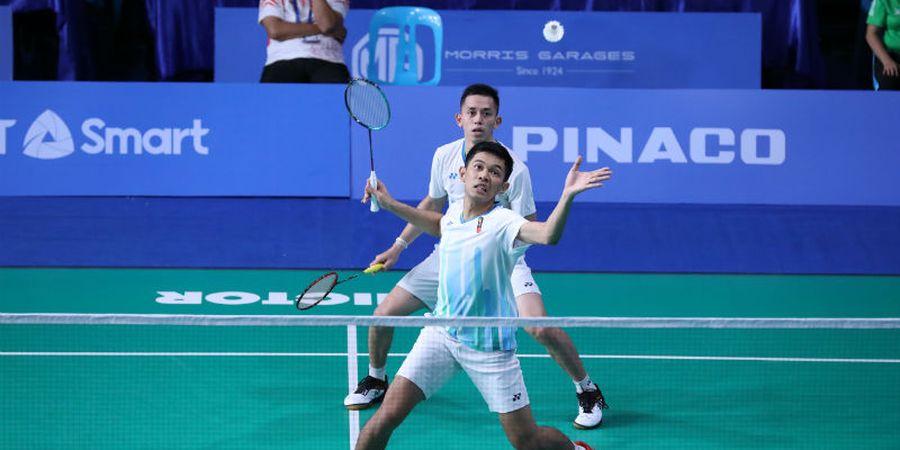 Kejuaraan Beregu Asia 2020 - Ini Susunan Tim Putra Indonesia vs Malaysia,  Ahsan Ditandemkan dengan Fajar