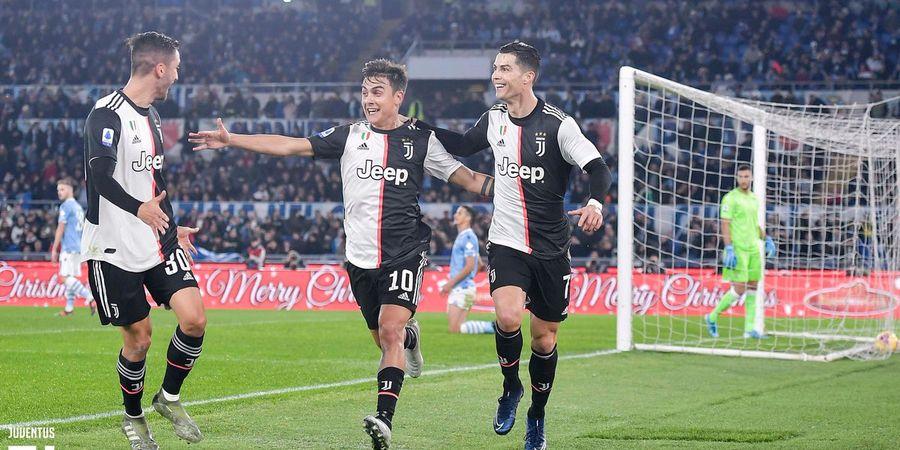 Hasil Lengkap dan Klasemen Liga Italia - Juventus Dibantai, Inter Milan Damai