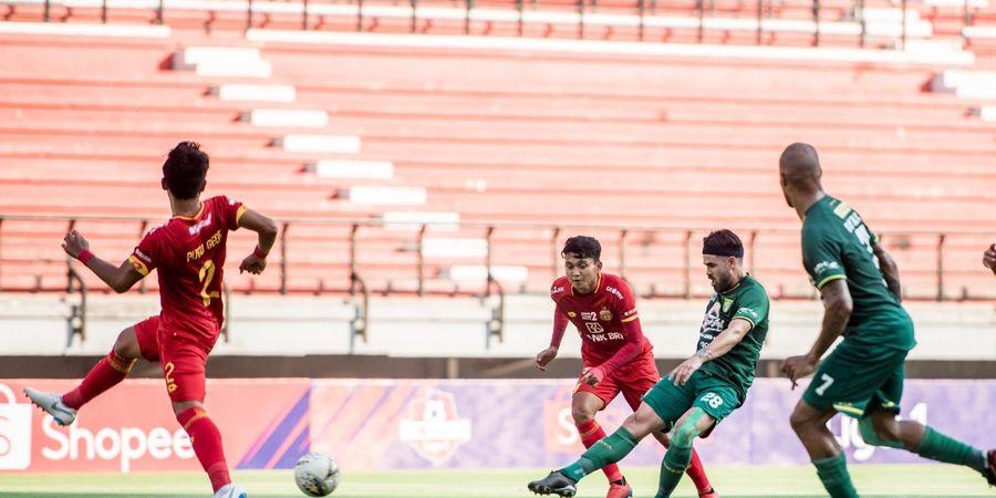 Persebaya Bantai Bhayangkara FC di Stadion Gelora Bung Tomo
