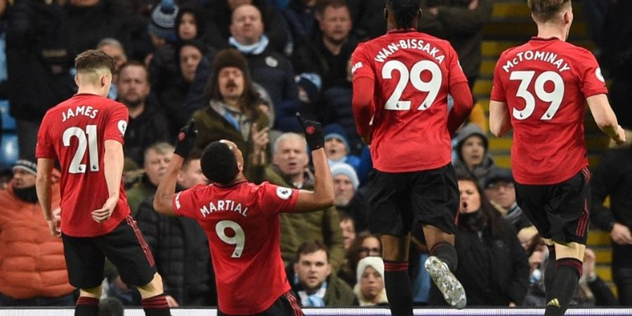 Hasil Lengkap dan Klasemen Liga Inggris - Liverpool Kian Tak Terkejar, Man United Pecundangi Man City