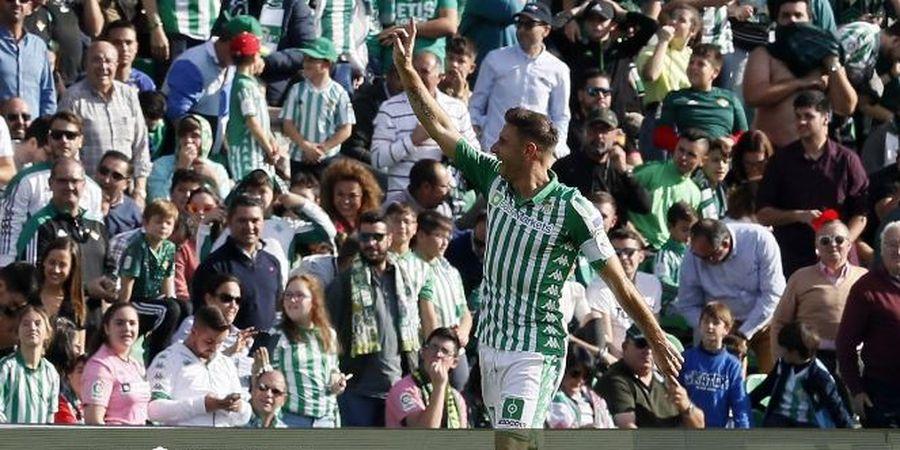 Cetak Hat-trick, Joaquin Sanchez Lampaui Rekor Legenda Real Madrid