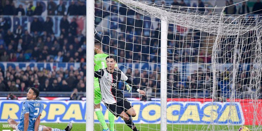 Hasil Liga Italia - Gol Cristiano Ronaldo Sia-sia, Juventus Berantakan, Kalah 1-3