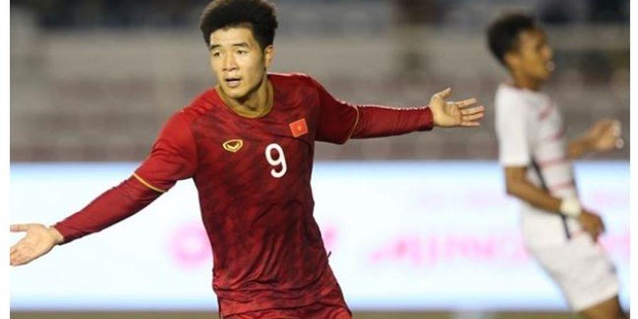 Perjalanan Timnas Vietnam ke Final SEA Games 2019, Belum Ternoda Kalah