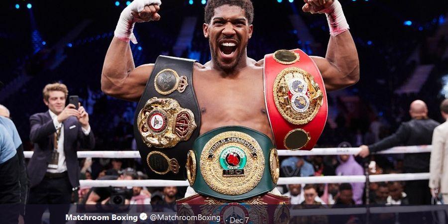 Anthony Joshua Diprediksi Akan Kalahkan Tyson Fury pada Laga Kedua