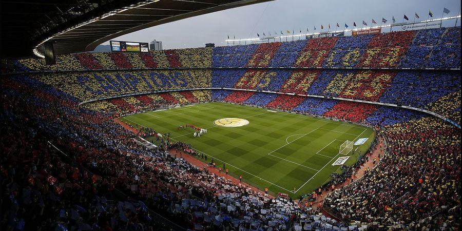 Perusahaan Ganja Mike Tyson Ingin Membeli Hak Penamaan Stadion Barcelona