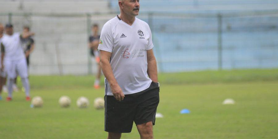 Pelatih Tira Persikabo Berharap Pemain Dapat Kembali ke Penampilan Maksimal